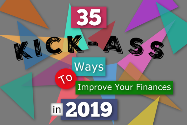 ways to improve your finances